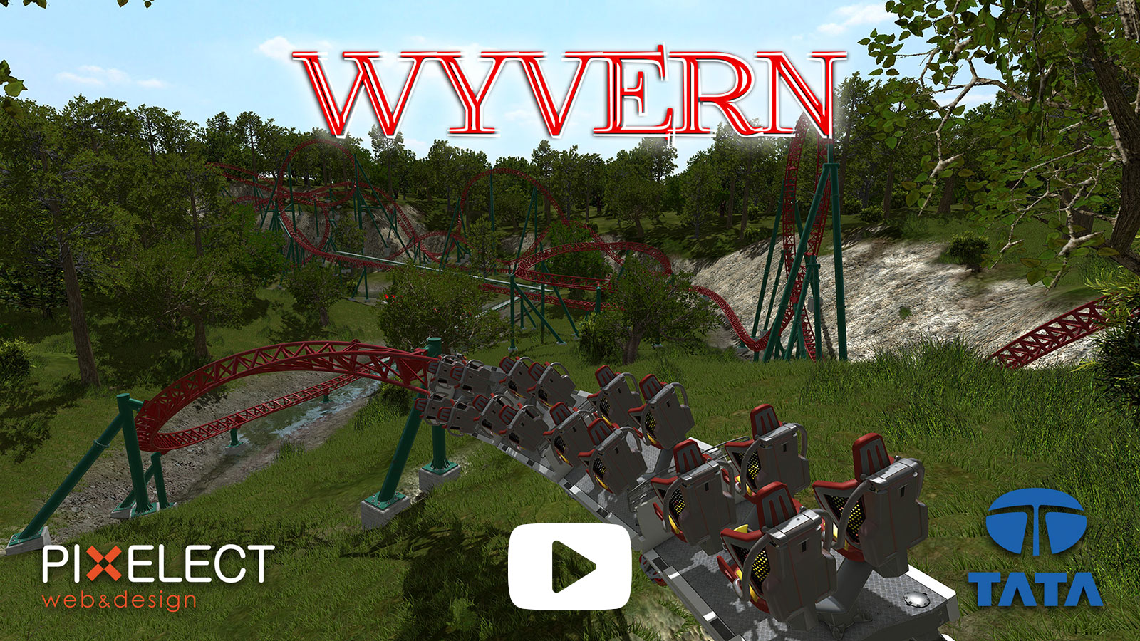VR Simulation: WYVERN